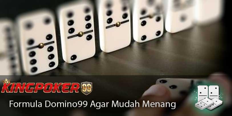 Daftar Agen Situs Domino99 Online