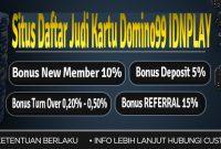 Situs Domino99 IDNPLAY