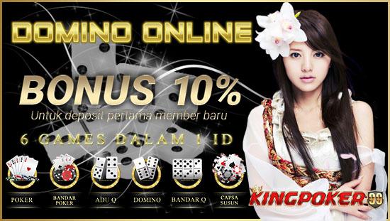 Daftar domino Online